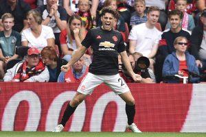 Manchester United fans react as Daniel James scores again
