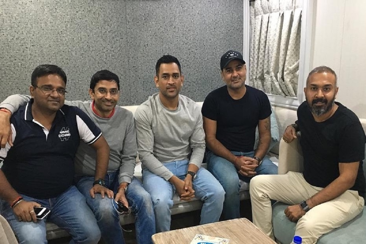 Off-field duties keeping Dhoni busy