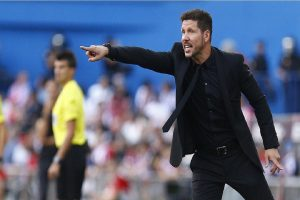 Diego Simeone slams Real Madrid, says they don't have any style