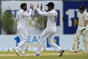 Dimuth Karunaratne hails bowlers' effort for win over New Zealand