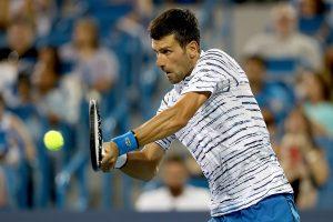 Novak Djokovic sets up semifinal clash with Medvedev in Cincinnati Masters