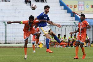 Durand Cup 2019: Real Kashmir beat Chennai 1-0
