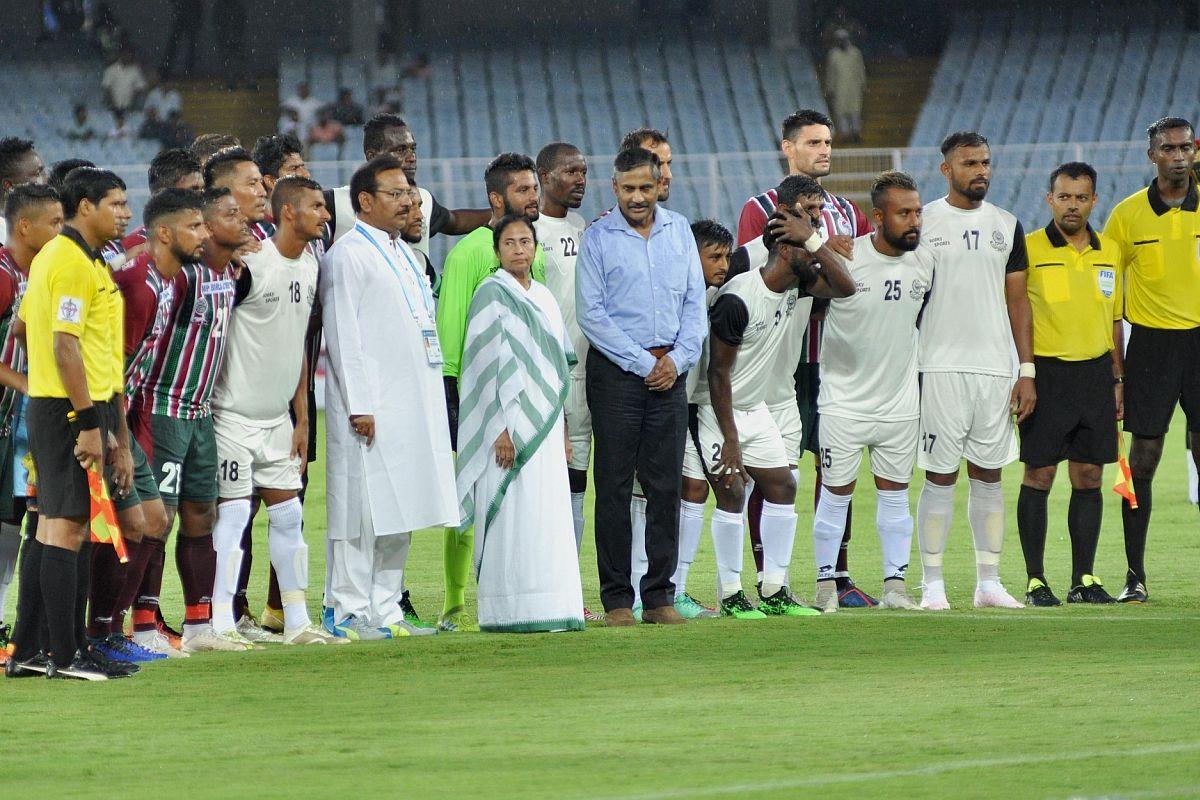 2019 Durand Cup, Mohun Bagan, Mohammedan Sporting, Mamata Banerjee,