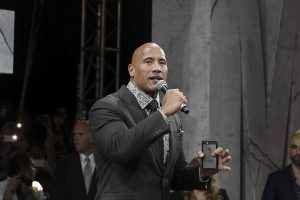 'The Rock' Dwayne Johnson officially announces retirement from WWE