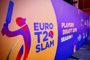 Euro T20 Slam postponed until 2020