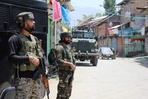 Restrictions to continue in Kashmir for some time; fully prepared for I-Day celebrations: J-K Police