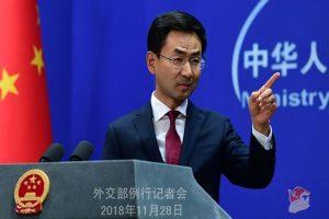 China slams G7 joint statement on Hong Kong
