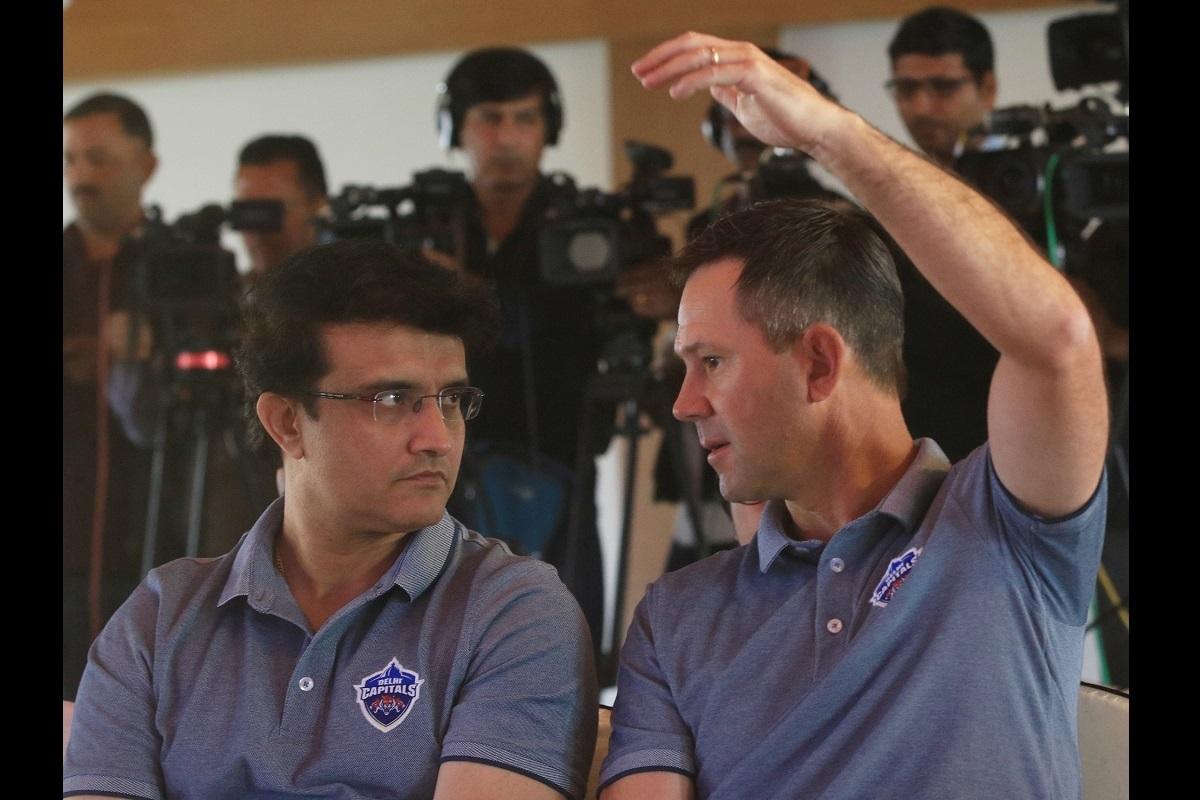 Sourav Ganguly, Ricky Ponting, Sachin Tendulkar, Rahul Dravid, VVS Laxman,