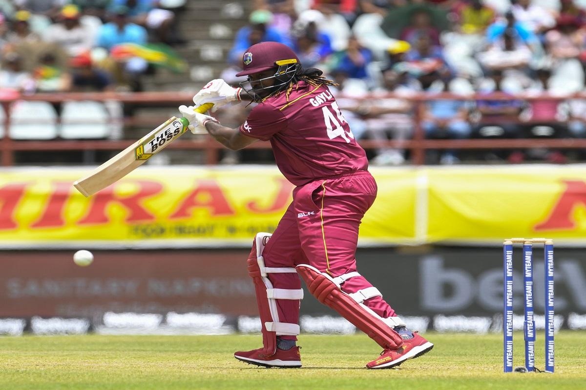 Chris Gayle, West Indies, Brian Lara, India