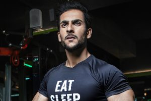 Bhavaya Chawla shares how fitness has been a significant force in his life