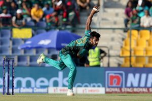 Hasan Ali ruled out of Sri Lanka Tests with rib fractures