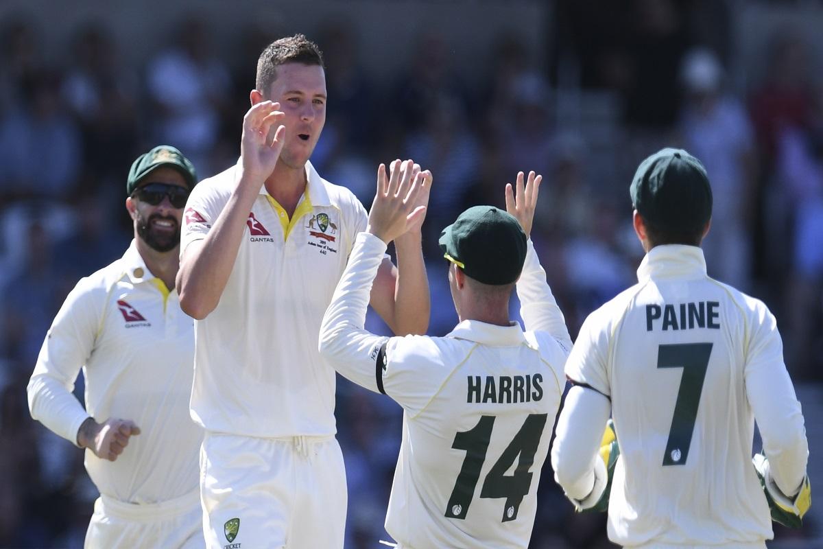 Australia, England, Ashes, Josh Hazlewood, Joe Root
