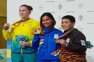 We have no space for shooting anymore: Commonwealth Games Federation