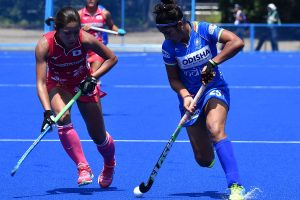 Gurjit Kaur's brace helps Indian eves beat Japan 2-1 in Olympic test event