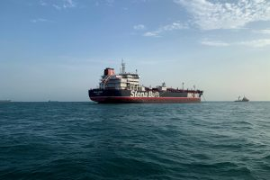 Iran seizes foreign tanker in Persian Gulf