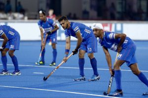 Indian men thrash Japan to enter Olympic Test Event final