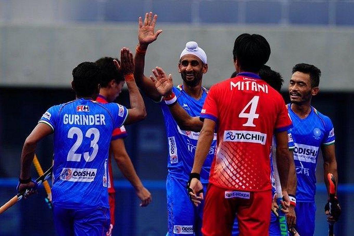 India, New Zealand, Olympic Test Event, Harmanpreet Singh, Shamsher Singh,