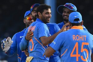 India beat West Indies by 59 runs in 2nd ODI