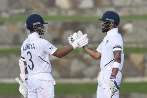 Ind vs WI 1st Test Day 3: India lead by 260 runs; Ajinkya Rahane, Virat Kohli score fifties