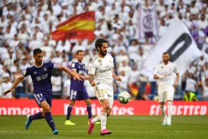 Isco injury leaves Real Madrid in injury crisis
