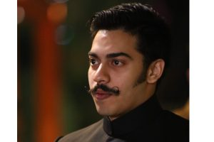 Jaiveerraj Singh Gohil wants to popularise health and fitness