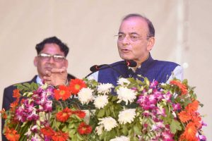 Arun Jaitley on 'life support', leaders visit AIIMS to enquire about his health
