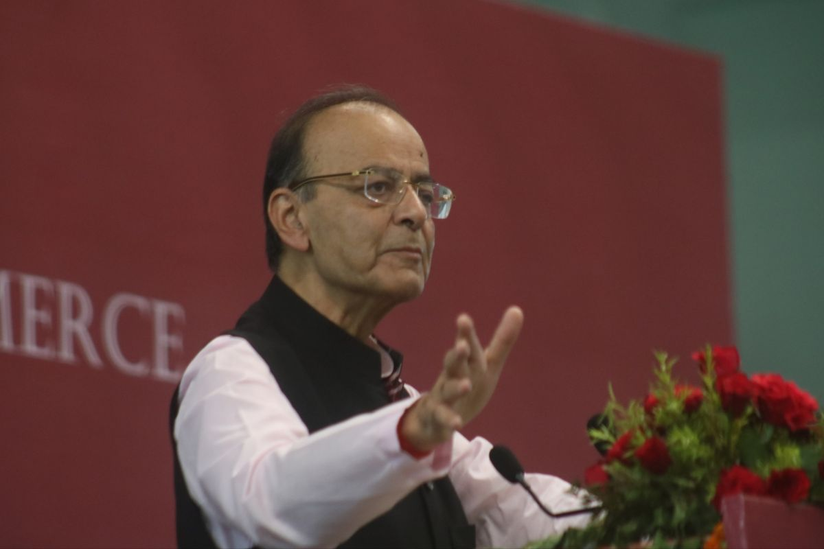 Arun Jaitley and his passion for Cricket