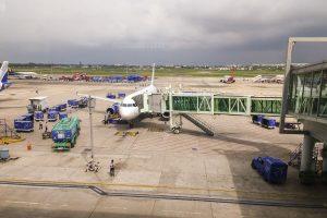 Security hiked at Kolkata airport