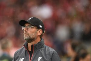 Jurgen Klopp rules Alisson Becker out of Super Cup game after calf injury in Premier League opener