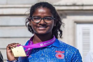 Jharkhand's Komalika Bari is recurve cadet world champion