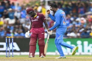 All-round Krunal, Rohit power India to series-clinching 22-run win against West Indies