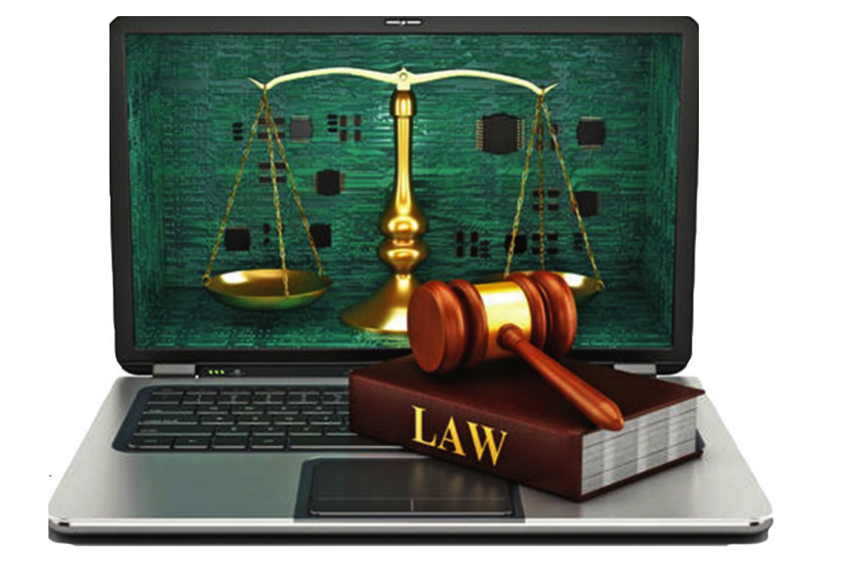 Laptop, Law, Data Protection Law, Ownership over Data, Statesman Law