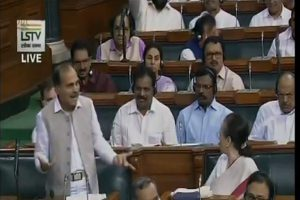 Kashmir an internal matter? Adhir Ranjan Chowdhury's blunder leaves Congress leaders red-faced
