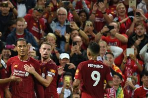 Liverpool thrash Norwich City 4-1 in Premier League opener