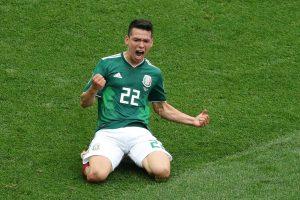 Napoli sign Mexican star player Hirving Lozano
