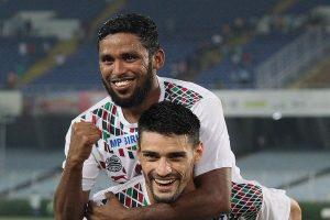 Durand Cup 2019: Suhair's brace helps Mohun Bagan beat Real Kashmir to reach final