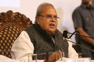 Raj Bhavan clarifies J-K Governor not involved in detention or release of politicians