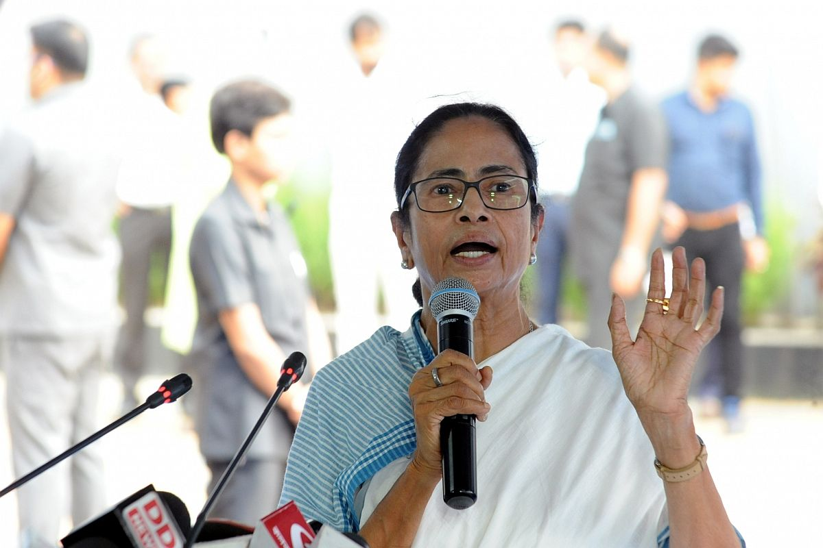 No question of NRC in Bengal: Mamata Banerjee