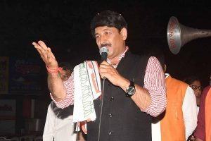 Manoj Tiwari holds illegal immigrants responsible for 80% crimes