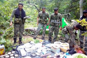 7 Maoists killed in gunfight with security forces in Chhattisgarh; huge cache of arms seized