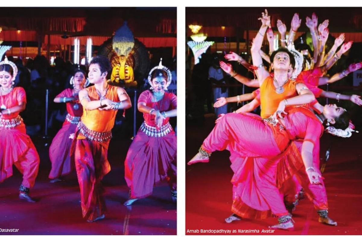Arnab Bandopadhyay, Odissi dancer, ISKCON, Ratha-Yatra, Dance schools of Kolkata