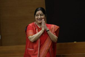 'India grieves demise of a remarkable leader': PM, President, other leaders pay tributes to Sushma Swaraj