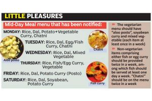 Fish introduced in Mid-Day Meal menu