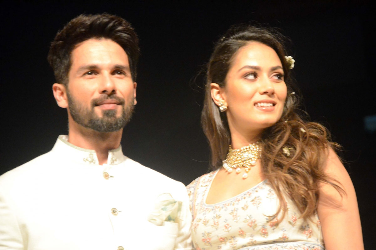 Shahid Kapoor has even aced hat-hair, says wife Mira