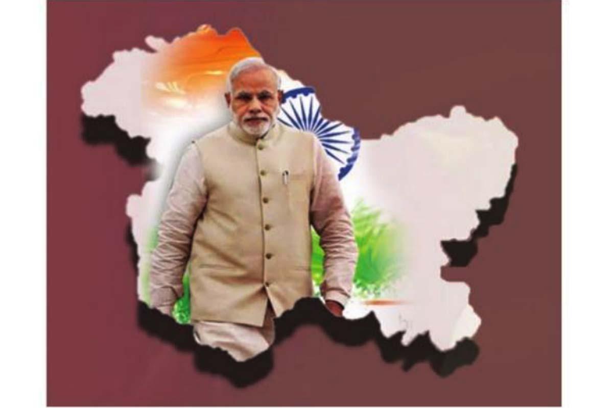Modi hai to mumkin hai, Article 370, Jammu and Kashmir, Mohan Bhagwat, Nitin Gadkari