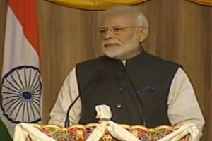 'No better time to be young than now': PM Modi to students in Bhutan