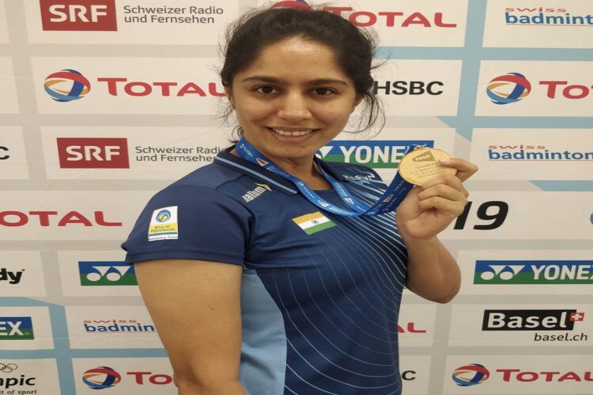 Manasi Joshi, Parul Parmer, World Championships, Paralympics