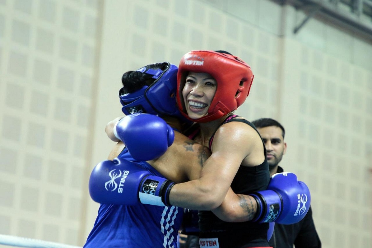 Maybe the BFI can change the programme altogether, no trial for boxers who are performing well: Mary Kom