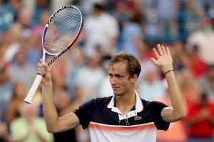 World number 1 Novak Djokovic stunned by Daniil Medvedev in semifinals of Cincinnati Masters