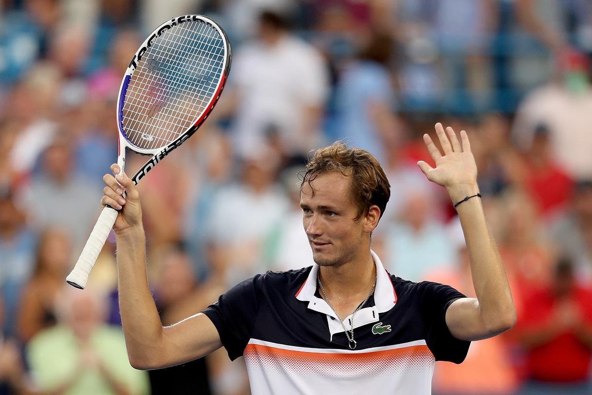 Novak Djokovic, Daniil Medvedev, Cincinnati Masters, Richard Gasquet.